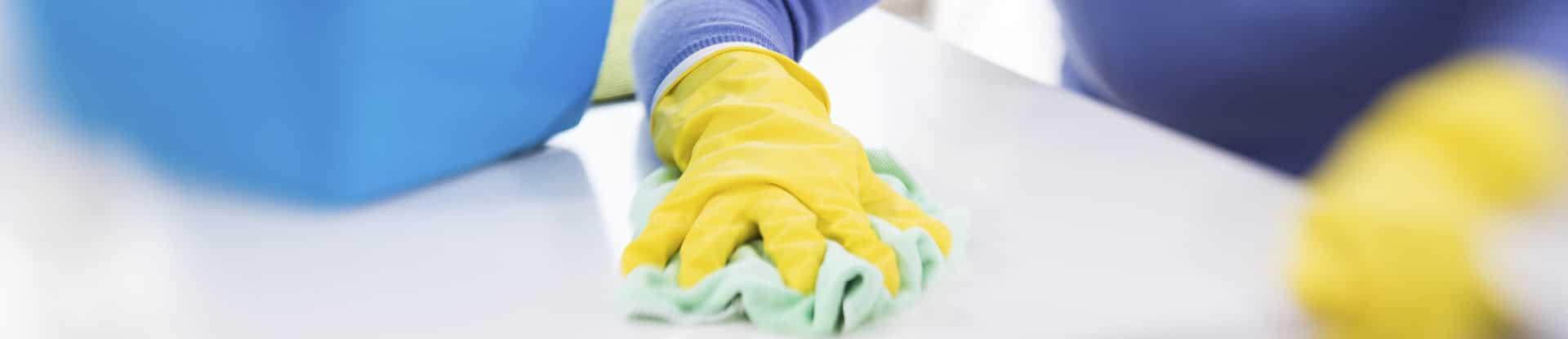reinigen Reinigungen